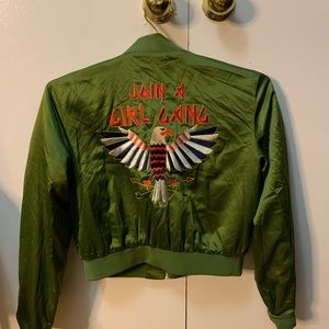 One of a kind jacket